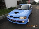 Foto Mobil Toyota Starlet 1000cc, Turbo Th. 1992...