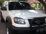 Foto Dijual Mazda BT-50 Pick-up 4x4 double cab TS...
