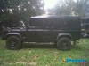 Foto Jual Land Rover Defender Long Black Edition