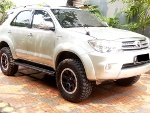 Foto Fortuner 4x4 V AT luxury