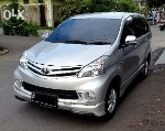 Foto All New AVANZA G MT 2012 Jarang Pakai Low KM 42rb
