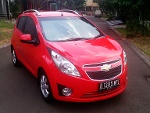 Foto Chevrolet all new spark 1.2 LT 2010