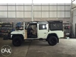 Foto Land Rover Defender 110 Double Cab 200 Tdi