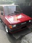 Foto Toyota Kijang super built up 2 pintu asli 87