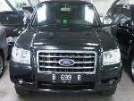Foto Wts: ford everst xlt 2008 black, matic diesel