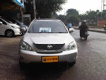 Foto Toyota harrier 2.4 at l premium 2004 silver...