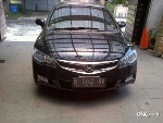 Foto Honda Civic 1.8 At 2008 Hitam