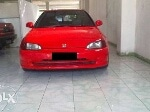 Foto Honda Civic Genio 1.6 th 1995 merah