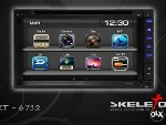 Foto Skeleton Head Unit Universal Skt 6712