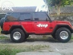 Foto Jeep Jimnie Long