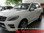 Foto Dijual Mercedes Benz ML 300 (2015)
