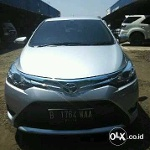 Foto Toyota All New Vios G At 2013 Silver
