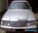 Foto Jual Mercedez benz 230e manual silver 1990