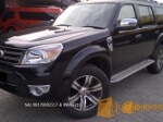 Foto Ford Everest Limited AT Th 2012 Hitam Km16rb...
