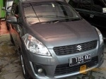 Foto Suzuki Ertiga GX 1.4 MT Th. 2012 abu2 gress dp...