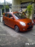 Foto New Picanto 2009 Manual, Limited Edition