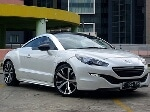 Foto Peugeot RCZ Th 2013/2014 Facelift White Perfecto!