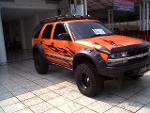 Foto Opel Blazer DOHC LT 2000 Full custome