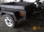 Foto Trailer/ Anhang Jeep
