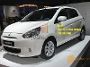 Foto New compact city car mirage 2014 ready