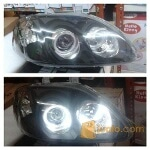 Foto Headlamp Civic Ferio 96-98 Projector Angel Eyes...
