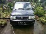 Foto Kijang Kapsul Pick Up 2001