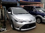 Foto Toyota all new vios g manual 2013 seperti baru