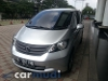 Foto Honda freed'09 SD a/t silver pajak 1thn body mulus