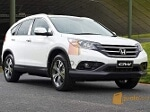 Foto Honda all new crv 2014