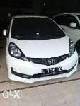 Foto Honda Jazz RS MT 2013 warna favorit putih mulus...