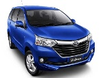 Foto Design Body Toyota Grand New Avanza ampun dah...