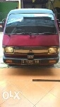 Foto Suzuki carry 1988 Merah