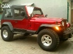 Foto Dijual jeep cj 7 last edition