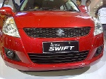 Foto All New Suzuki Swift 2013 Bonus Menarik