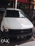 Foto Ford Ranger 2012 Double Cabin 4x4