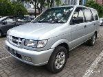 Foto Isuzu Panther Ls 04 At Silver Antik Km 50 Rb...