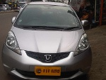Foto Honda all new jazz s at 2009 silver metalik