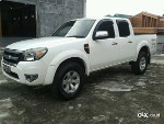 Foto Ford Ranger Double Cabin 4x4, thn 2010