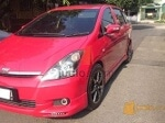 Foto Toyota wish full option