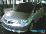 Foto Honda city 2004 gold