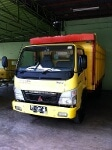 Foto Colt diesel canter 125PS tahun 2007