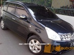 Foto Nissan livina XR metic th 2010 hitam