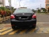 Foto Toyota Vios G AT Facelift Hitam 2012 The...