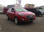 Foto Hyundai New Tucson 2014 Merah Electric Retract...