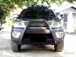 Foto Toyota Fortuner Type 2.7 G Lux A/t 2008 Modif...