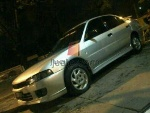 Foto Mitsubishi lancer evo iv th 1997 manual