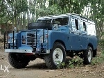 Foto Land Rover 80 long h top milter collector item