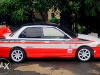 Foto Mitsubishi lancer rally evo 3 modif