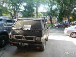 Foto Mitsubishi L 300 Pick Up (2013)