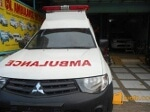 Foto Ready stock ambulance 4x4 system
